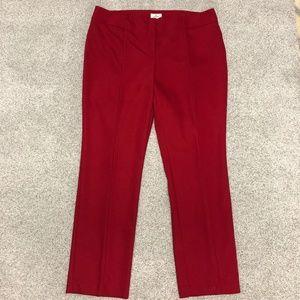 Chico's So Slimming Dress Slacks Pants sz 3/XL/16